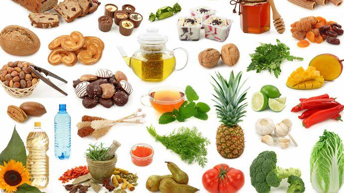 i hvilke matvarer finner vi mye fett